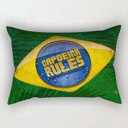 CAPOEIRA RULES - Original Rectangular Pillow