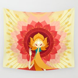 The Sun Wall Tapestry