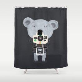 koala cam Shower Curtain