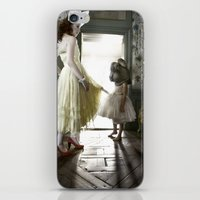 neverland iPhone & iPod Skins featuring Finding Neverland by annamalmberg