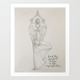 Find the Lesson - Better Angels Series Art Print