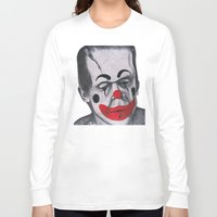 be happy Long Sleeve T-shirts featuring Happy by Elena O'Neill