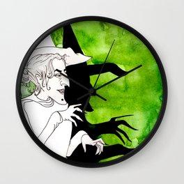 Wicked Wall Clock