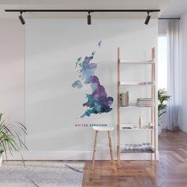 United Kingdom Wall Mural