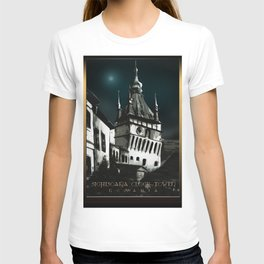 #SighisoaraClockTower IV T-shirt