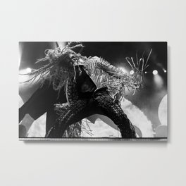 Rob Zombie Metal Print