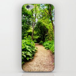 Enchanted Path iPhone Skin