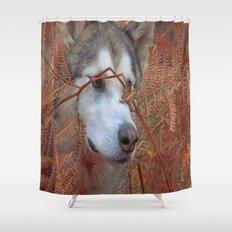 Zeus Shower Curtain