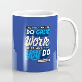 RIP Steve Jobs Coffee Mug