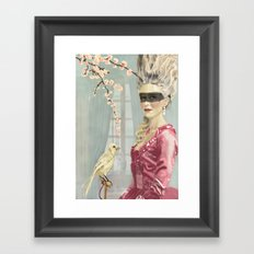 Before the Ball Framed Art Print