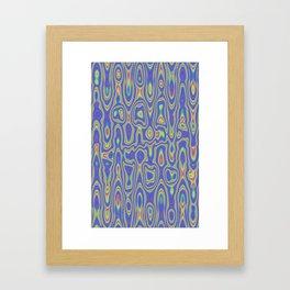 Mixed Trick Framed Art Print