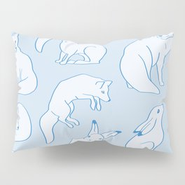 Arctic Pattern Pillow Sham