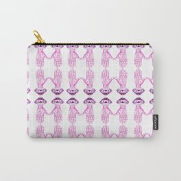 Divination Print Carry-All Pouch