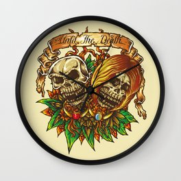 Until The Death Wall Clock