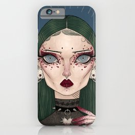 Bloodthirst iPhone Case