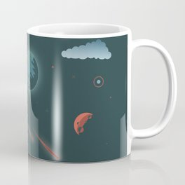 Moon Poster Coffee Mug