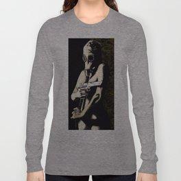 Gas Mask Girl Long Sleeve T-shirt