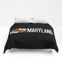 Maryland: Marylander Flag & Maryland Comforters