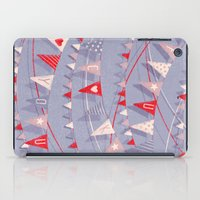 card iPad Cases featuring Hate card by Lime