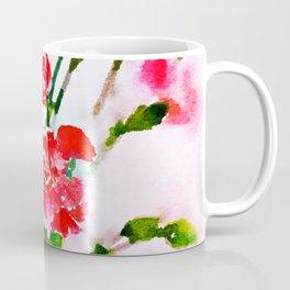 Red Blossom #society6artprint #decor #buyart Coffee Mug