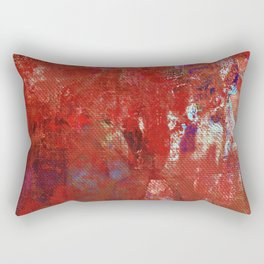 Haglaz - Runes Series Rectangular Pillow