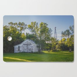 Johnson Farmstead 2 Cutting Board