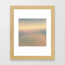 Nature gradients .2 Framed Art Print