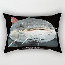 Redtail catfish Rectangular Pillow