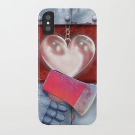 The Oz Suite - the Tin Man iPhone Case