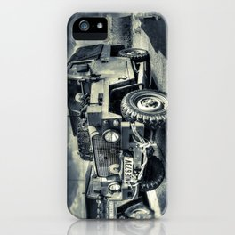 The Defender iPhone Case