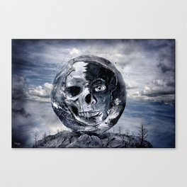 Save our World 9 Canvas Print