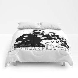 The Breakfast Club Comforters