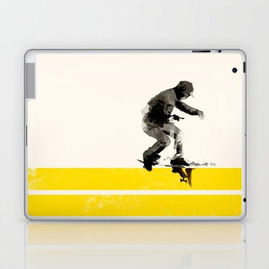 Slide on stripes Laptop & iPad Skin