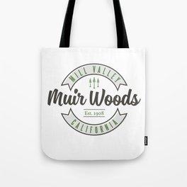 Muir Woods Tote Bag