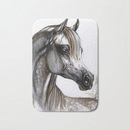 Arabian horse Bath Mat