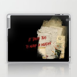 Murder Board Laptop & iPad Skin