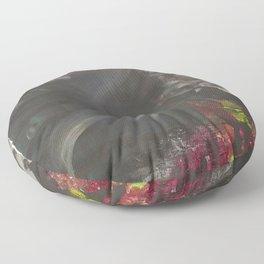 Swirley Space Floor Pillow
