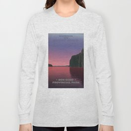 Bon Echo Provincial Park Long Sleeve T-shirt