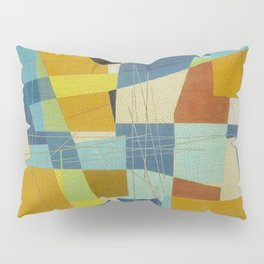 Don Quixote and the Windmill Pillow Sham