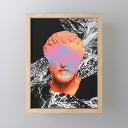 Zar Framed Mini Art Print