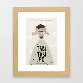Tabi Tabi Po (Philippine Mythological Creatures Series) Framed Art Print