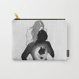 I owe your heart. Carry-All Pouch