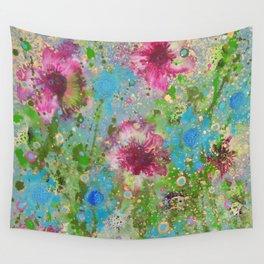 Ditsy 53 Wall Tapestry