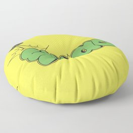 Smac UFO Throwie Floor Pillow