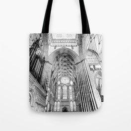 York Minster Art Tote Bag