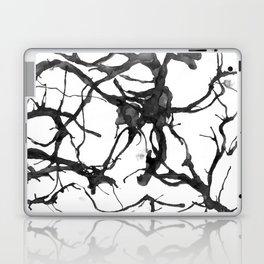 Black neurons Laptop & iPad Skin
