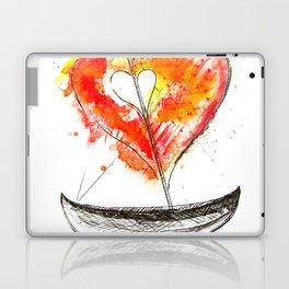 love boat Laptop & iPad Skin