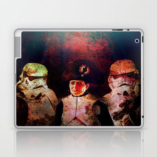 Napoleon's arrest Laptop & iPad Skin
