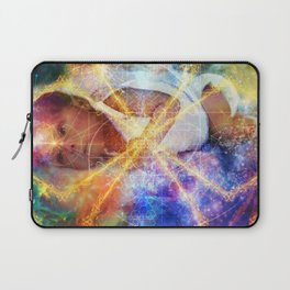 Child Of the Cosmos Laptop Sleeve