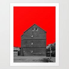 Empty (scene9) Art Print